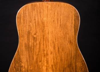 1930's style dreadnought with Madagascar rosewood back and sides