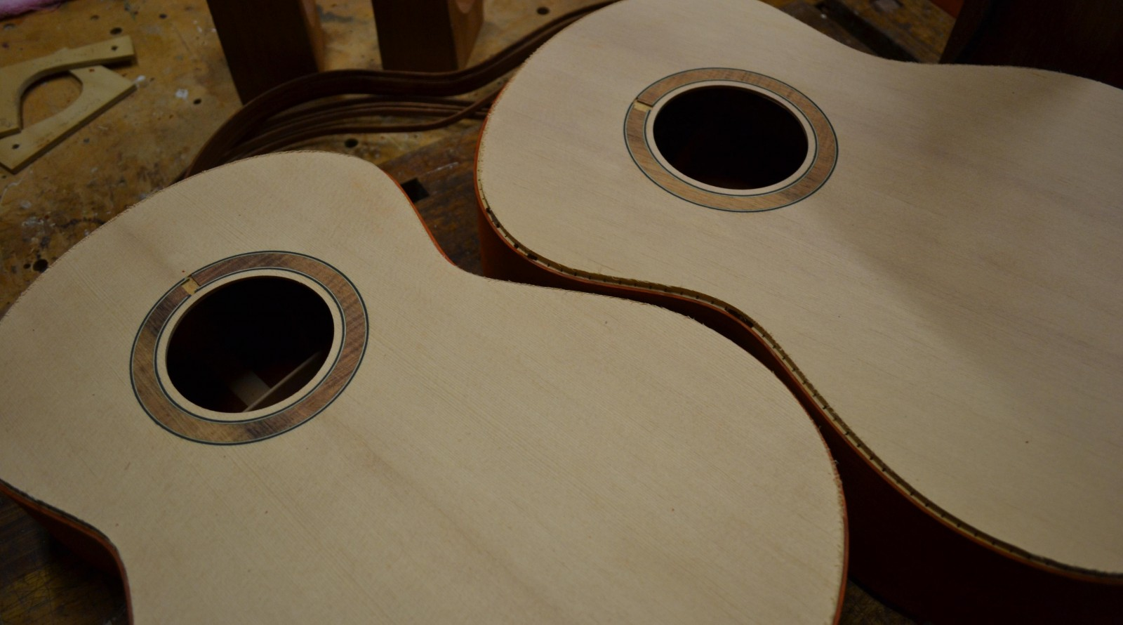 Other projects - Student guitars
